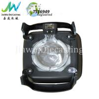 Buy cheap Recyclable Aluminum Die Casting Cookware Custom Made Metal Parts from wholesalers