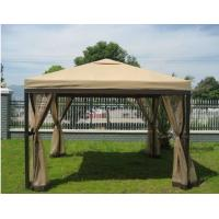 Buy cheap Square Gazebo Patio Sun Shades With Mosquito Netting , Outdoor Wedding Tent from wholesalers