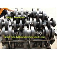 Buy cheap KOBELCO P&H7055 Track/Bottom Roller for crawler crane undercarriage parts from wholesalers