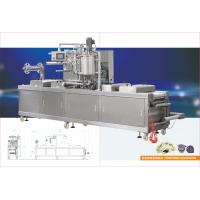 Buy cheap Auto paste thermoforming filling machine from wholesalers