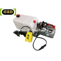 Buy cheap Small Single Acting Made in China Hydraulic Power Unit Used for Dump Truck product