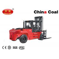 Buy cheap Modern Logistics Equipment 16 Ton Counter Balance Diesel Forklift for Cargo Transport from wholesalers