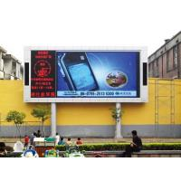 Buy cheap Lightweight Outdoor Advertising Video Display IP68 Aluminum Module from wholesalers