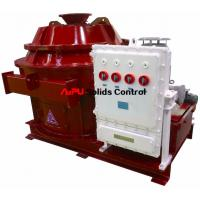 Buy cheap Drilling fluid waste management cuttings dryer for sale of Aipu solids from wholesalers