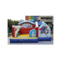 Buy cheap Commercial Grade Inflatable Frozen Playground Bounce House For kids from wholesalers