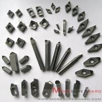 Buy cheap CBN insert,Korloy DCGW Non Regrindable CBN Inserts from wholesalers