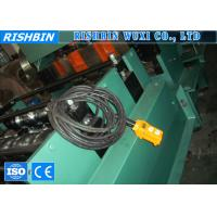Buy cheap Wall Angle & Omega Profile Purlin Roll Forming Machine with Chain Transmission product