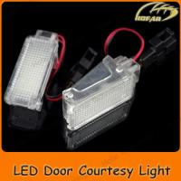 Buy cheap [H02013] LED Door Courtesy Lamp Interior Light Bulb for Audi A1 A2 A3 A4 A5 A6 A7 A8 Q3 Q5 Q7 RS3 RS4 RS5 RS6 R8 TT from wholesalers