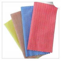 Buy cheap Polyester Fabric Wipes from wholesalers