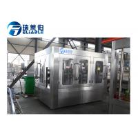Buy cheap Automatic Drinking Water Bottling Complete Production Line Energy Saving With PLC Control from wholesalers