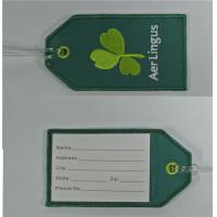 Buy cheap Aer Lingus Embroidered Luggage Tag Jet Blue United Attendant Stewardess Uniform from wholesalers