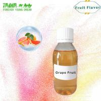 Buy cheap Professional manufacture high quality Fruit aroma liquid concentrate Grape Fruit product