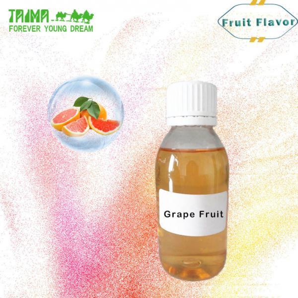 Quality High Quality Fruit Aroma Concentrate Grape Fruit Flavor Diy E Juice for sale