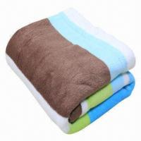 Buy cheap Coral fleece blanket, super soft from wholesalers