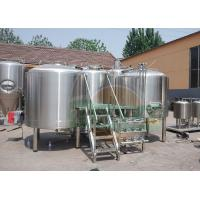 Buy cheap 20BBL beer equipment with CE & UL from wholesalers