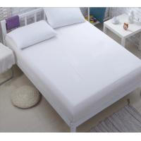 Buy cheap 100% Cotton hotel home used fitted cover fitted bed sheet from wholesalers
