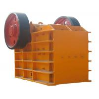 Buy cheap Jaw Crusher PE,simple construction, solidness, reliable working, easy maintenance and fewer production and construction from wholesalers