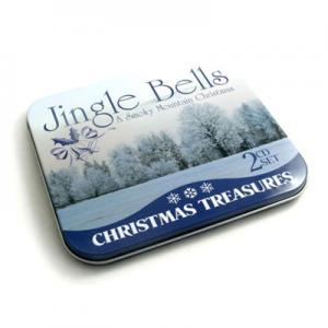 Buy cheap Metal slip lid CD Tin Box product