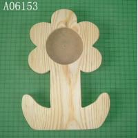 Buy cheap Wooden lovely flower shape frames, flower wooden frames from wholesalers