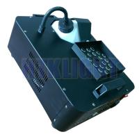 Buy cheap High Velocity Vertical LED Fog Machine , Dmx Smoke Machine For Weddings / Clubs from wholesalers