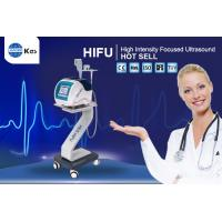 Buy cheap Portable Wrinkle Removal / Skin Rejuvenation HIFU Machine  2 In 1 For Salon from wholesalers