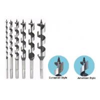Buy cheap Hex Shank Wood Cutting Drill Bit , Auger Drill Bit For Woodworking from wholesalers