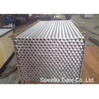 Buy cheap Air Cooled L Type Finned tube in tube heat exchanger  Al 1060 For Air Fin Coolers from wholesalers