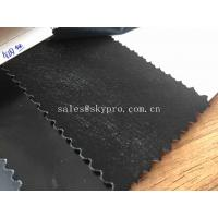 Buy cheap Home Decoration Upholstery PU Synthetic Leather Fashion Steel Wire Embossed from wholesalers