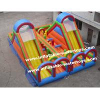Buy cheap Excellent Workmanship 0.55mm PVC Tarpaulin Inflatable Playground for Entertainment from wholesalers