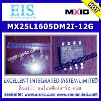 Buy cheap MX25L1605DM2I-12G - MXIC - 16M-BIT [x 1 / x 2] CMOS SERIAL FLASH product