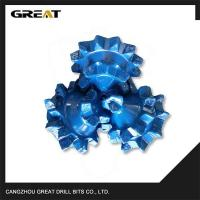 Buy cheap 13 1/2 IADC115 Rubber sealed Milled teeth  Tricone bit  Rock bit  for water Well from wholesalers