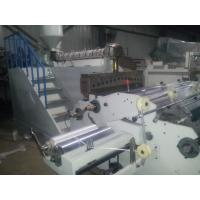Buy cheap PE PP PC PVC Pipe Extrusion Machine , PE Foam Sheet Extruder High Capacity from wholesalers