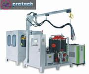 Buy cheap Protech Hihg Pressure PU Injection Mechanical Equpment for Solar Heater Insulation Production Line from wholesalers