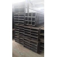 Buy cheap Pre Galvanized Steel Rectangular Tube , Strengthful Rectangular Hollow Section from wholesalers