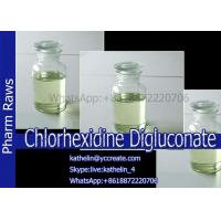 Buy cheap USP Fungicidal Chlorhexidine Digluconate For Anti-Fungicidal  18472-51-0 from wholesalers