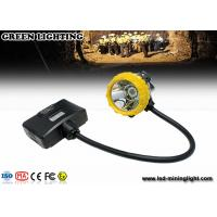 Buy cheap 3.7V 450mA powerLED semi-cord helmet mounted lamp, 208lum lights lighting from wholesalers