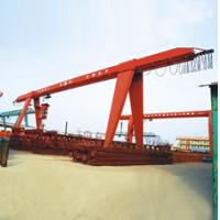 Buy cheap YUANTAI Convenient & Popular MH Single-girder Gantry Crane from wholesalers