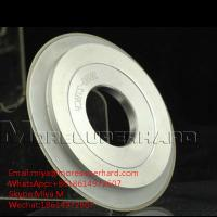 Buy cheap Electroformed hub dicing blade for silicon wafer,copper wafer miya@moresuperhard.com from wholesalers