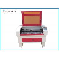 Buy cheap 0-30mm Wood Acrylic CO2 Laser Engraving Cutting Machine With RECI 80W Stepper Motor from wholesalers