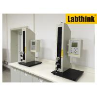 Buy cheap LCD Display Tensile Testing Machine for Flexible Materials With ISO 9001 / CE Certificate 65kg from wholesalers