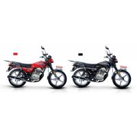 Buy cheap 150CC Engine Gas Powered Street Bikes Vacuum Anti - Skid Tyre Shock Absorb System from wholesalers