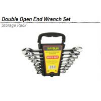 Buy cheap Double Open End Wrench Set from wholesalers