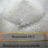 Buy cheap Benzocaine Hydrochloride Raw Materials for Pharmaceutical Benzocaine HCl from wholesalers