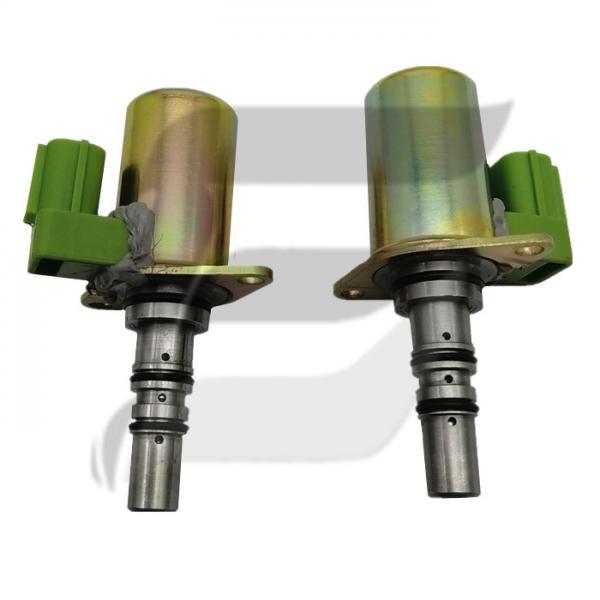 Quality YT35V00006F1 YT35V00004F1 SK60SR Kobelco Solenoid Valve for sale