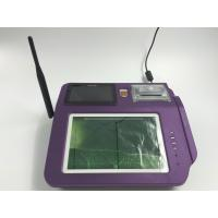 Buy cheap WiFi / 3G E Payment POS Card Reader ,  Multi Touch Cashier Machine for Sale from wholesalers