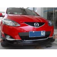 Buy cheap PU Bodykits Diffuser Splitter/Grille for Mazda 2 Sport from wholesalers