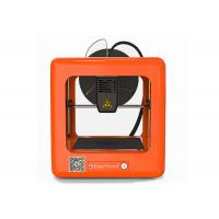 Buy cheap 0.05Layer XYZ 3D Printer No Assembling Surface Glossiness 120℃ High Print Speed product