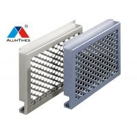 Buy cheap Economical Expanded Aluminium Mesh Panels For Ceiling / Wall Decoration from wholesalers