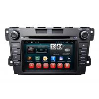 Buy cheap Mazda CX-7 Car GPS Navigation System Auto 3G Wifi Radio RDS Steering Wheel Control from Wholesalers