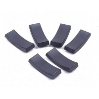 Buy cheap ARC shape Powerful SGS Sintered Hard Ferrite Magnets from wholesalers